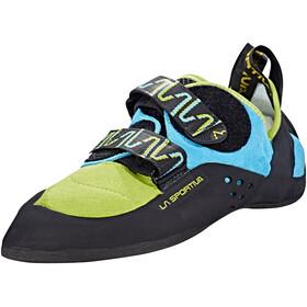 La Sportiva Katana Climbing Shoes Unisex green/blue